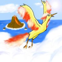 In The Clouds by moltres93