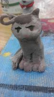 Clay Romano Cat by MattnMello