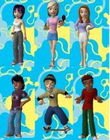 6teen as Meez by Canadian-gurl123