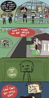 Attack of the Teens Pt. 15 by blargberries