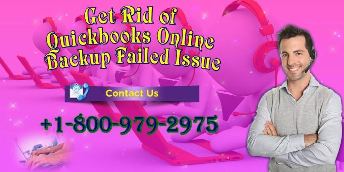 Get Rid of Quickbooks Online Backup Failed Issues by andrewwills