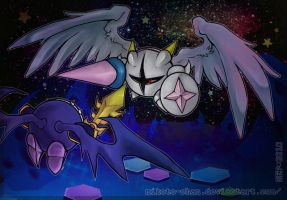 KBY-The Epic Battle by Mikoto-Tsuki