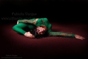 Adriana Contortion 4 by Elfland