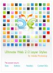 Ultimate Web 2.0 Layer Styles by softarea