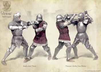 Armoured Combat Techniques Vol II by Undermound