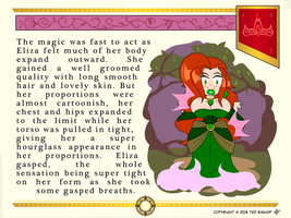 Another Princess Story - Red Hourglass by Dragon-FangX
