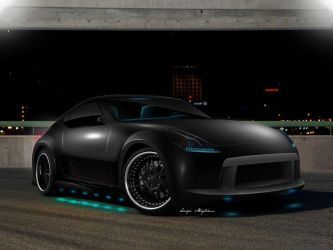 Nissan 370Z by Lions-Design