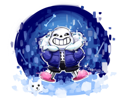 Sans by StarSheepSweaters