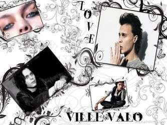 Ville Valo by AngeliqueLuv