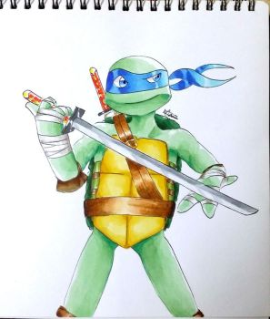 Traditional 14 - Look at my Sword by Marini4