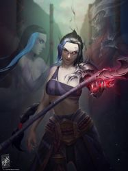 Kayn by TheMaestroNoob