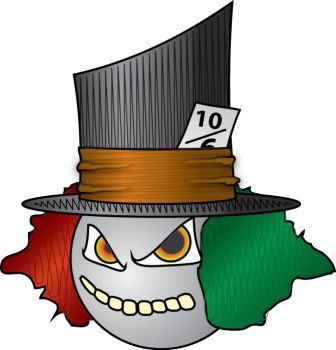 A Mad Hatter Logo for Mad Citizens by Xhenya