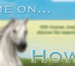 Find Me -- Howrse Banner by Dawndance