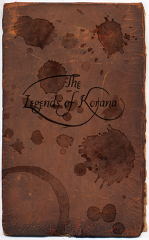 The Book Of Legends by Mister-Pancake