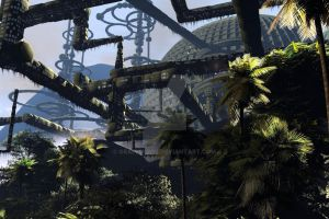 Industrial Jungle by GraphixRob