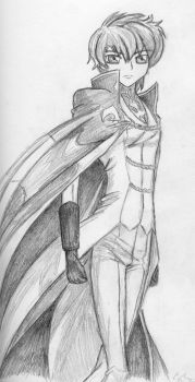 Suzaku: Knight of Seven by mdnght1