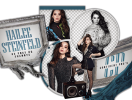 Png Pack 637 // Hailee Steinfeld by confidentpngs