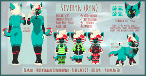 Current Severyn Ref by Flame-Expression