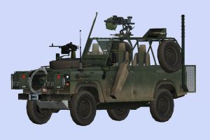Special Operations Vehicle by Th3Sun