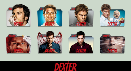 Dexter Folder Icon Pack by johnny-stewart