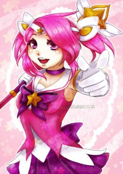 Star Guardian Lux by ayumi01