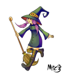 Little Witch by Marcotonio-desu