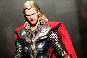 The Avengers: Thor by Etherien