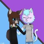for Vixxyxox / FalcoTheLover    (commission) by liselotte41