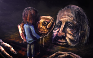Little Nightmares - You must be Hungry by CaimRyo