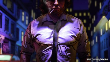 Bigby Wolf / The Wolf Among Us (Cosplay) - 05