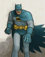 Batman 60's by atomicman