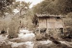 Old House by the River by jaytablante