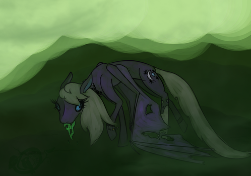 Wandering Plague by SparrowWrightheart