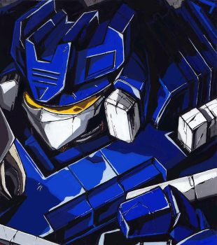 Soundwave--with 2 by marble-v