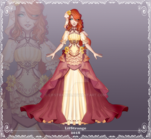 [Close] Adoptable Outfit Auction 218 by LifStrange