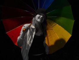 Singing in the rain by maxwell-heza