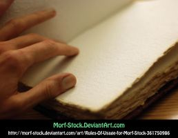 Open Book by Morf-stock