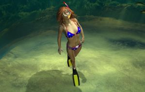 Victoria 4 Dive gear test by gunstar1