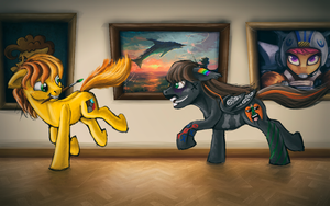 Stop right there! by Sa1ntMax