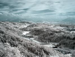 Infrared Valley by ilimel