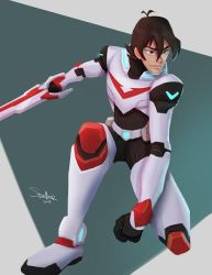 Keith Kogane by SteveMillersArt