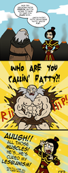 IROH CURES by Booter-Freak