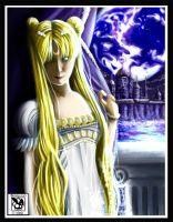 +Princess Serenity+ by Bunny-Lyn
