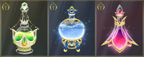 (CLOSED) Potions adopts 7 by Rittik-Designs