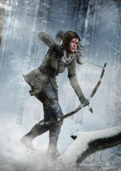 :Rise of the Tomb Raider: by AnubisDHL