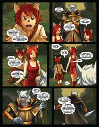 The Black Paw ROTD Page 25 by GleamingScythe