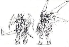 MM Ultimate Armors by Cruiser-X