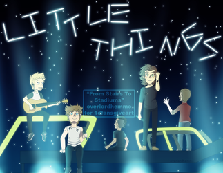 And All These Little Things by ChibiForte101