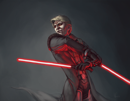 Request: SWTOR OC Shaw by KaraNan