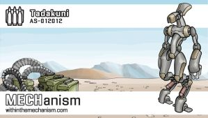 Tadakuni: AS012012 (colored) by WithintheMechanism